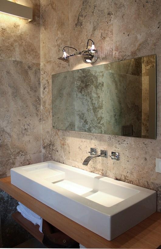 Rivestimento in Pietra per bagni