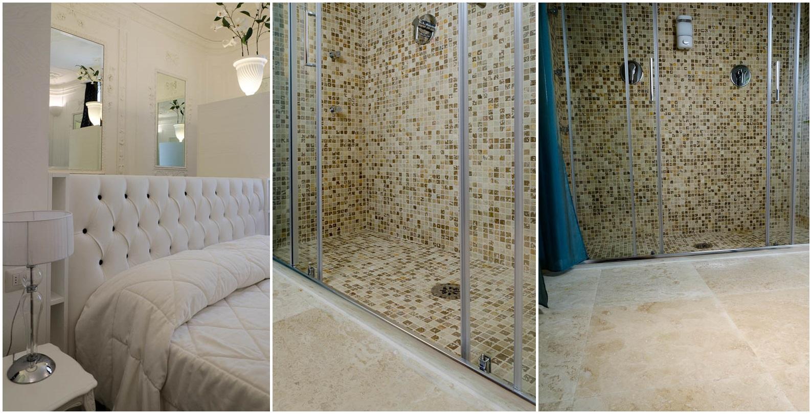 Clikad comodini design - Bagno rivestimento pietra ...