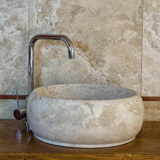 lavabi in pietra lavandini in marmo lavabo in travertino lavabo in pietra da appoggio italystonemarblecom