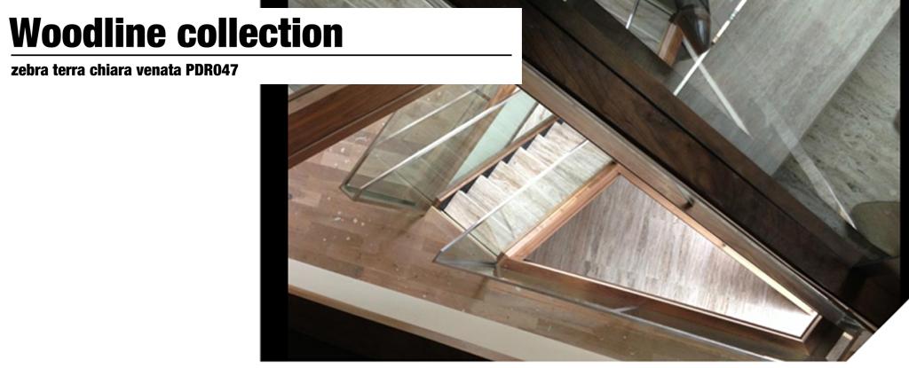 Woodline collection - Pavimenti e rivestimenti
