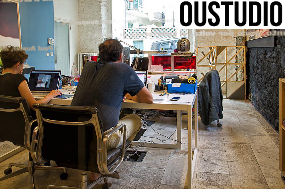 Studio di architettura oustudio for Prisma arredo negozi