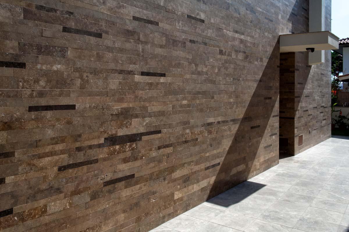 Fassaden Aus Stein In Der Architektur Von Heute Toskana Naturstein
