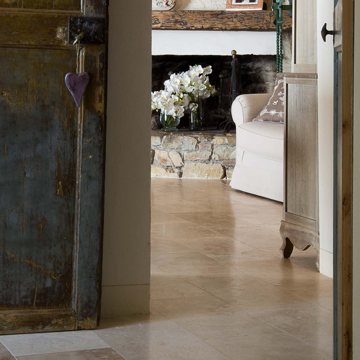 Casa colonica nella campagna toscana a impruneta for Tipi di case in italia