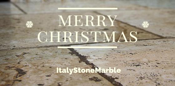 auguri di buon natale da italy stone marble