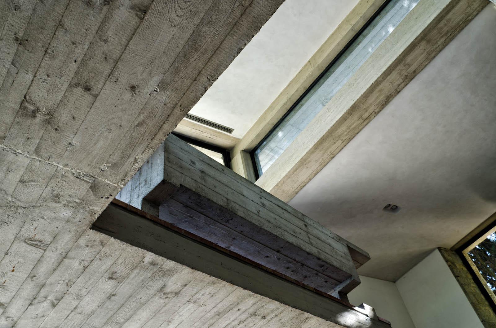 Cemento armato a faccia vista for Scala in cemento armato a vista