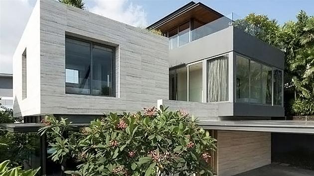 travertine dream house in singapore