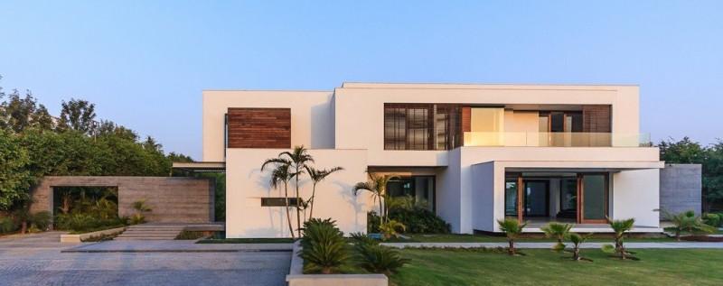 Casa di campagna in india - Progetto casa campagna ...