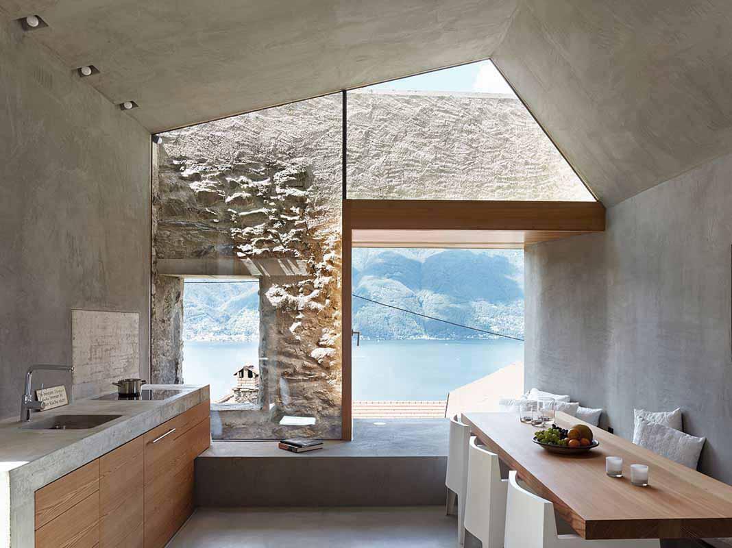 villa lago maggiore architettura wespi de meuron romeo