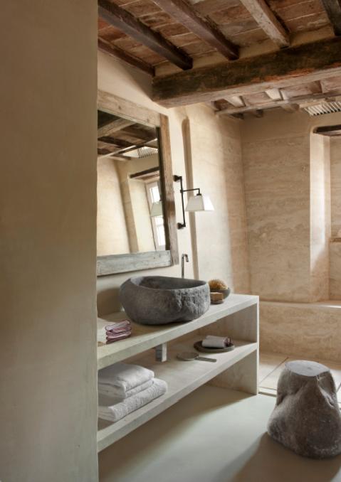 Il fascino dello stile country nel complesso Monteverdi in Toscana ...