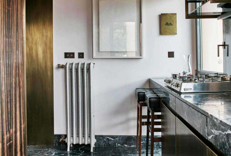 casa baccina roma interni di lusso