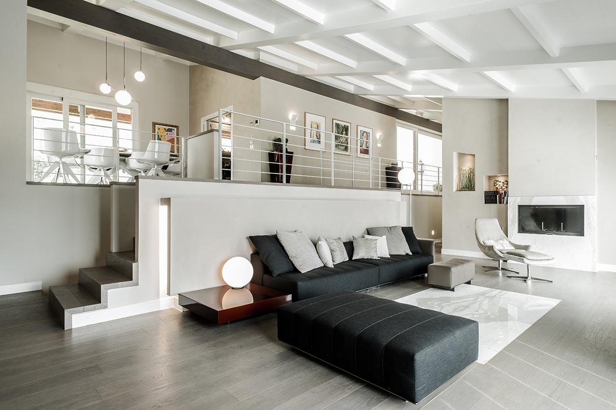 pavimenti soggiorno marmo calacatta